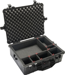Pelican 1600 Case with TrekPak Kit Included