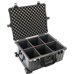 Pelican 1610 Case with TrekPak Kit Included
