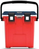 NEW 20QT Elite Cooler RED-BLUE-WHITE