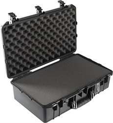1555Air Case Black With Foam