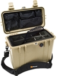Pelican Protector 1430 Top Loader Case With Dividers
