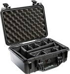 Pelican Protector 1450 Case With Padded Dividers