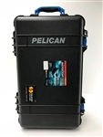 Pelican Protector 1510 case With Blue Latch
