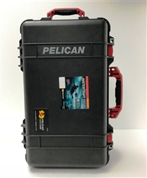 Pelican Protector 1510 case With Red Latch