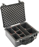 Pelican 1550 Case with TrekPak Kit Included
