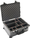 Pelican 1560 Case with TrekPak Kit Included