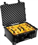 Pelican Protector 1560 Case With Padded Dividers