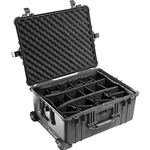 Pelican Protector 1610 Case With Padded Dividers