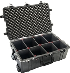 Pelican 1650 Case with TrekPak Kit Included