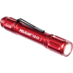 1910 LED Flashlight Metallic Red