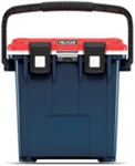 NEW 20QT Elite Cooler BLUE-RED-WHITE