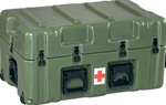 472-MEDCHEST5-182 MEDCHEST5 OLIVE DRAB,FIRE RETARDANT