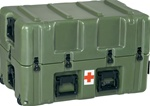 472-MEDCHEST6-182 MEDCHEST6 OLIVE DRAB, FIRE RETARDANT