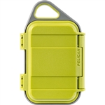 G10 Personal Utility Go Case Lime/Gray