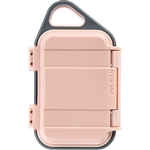 G10 Personal Utility Go Case Blush/Grey