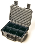 IM2100 Pelican Storm Case With  Padded Dividers