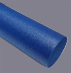 "6"" x 36"" Foam Exercise Roller Dark BLUE"