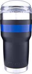 SD22 Tumbler black/ blue