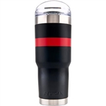 SD32 Tumbler Black/ RED