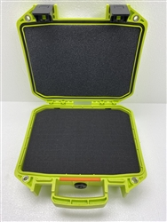 V100C Equipment Case With Pick n Pluck Foam Green  (Free Shipping)