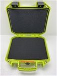 V200C Equipment Case With Pick n Pluck Foam Green